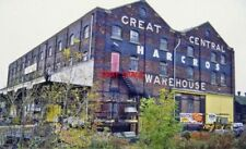 PHOTO  LINCOLN GREAT CENTRAL GOODS DEPOT C1990S