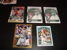Bryce Harper Quantity 5 Baseball Card Lot NM/M Condition Washington Nationa