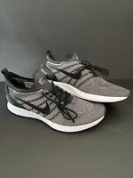 Nike Air Zoom Mariah Flyknit Racer Size 10 Black / Oreo Running Shoes 918264-015