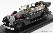 Rio-models car023 scala 1/43 mercedes benz 770k cabriolet with adolf hitler -