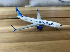 1:400 Gemini Jets United Boeing 737-800S New Colors GJUAL1803