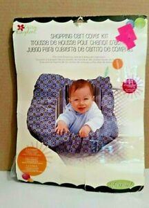 DAISY KINGDOM Baby Shopping Cart Cover Kit