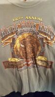 Sturgis Motorcycle Harley Davidson 2006 Men's T Shirt Size 2XL Made in the USA