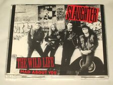SLAUGHTER - CD SINGLE - THE WILD LIFE