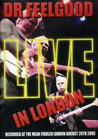 Nuevo Dr. Feelgood - Live IN Londres - DVD