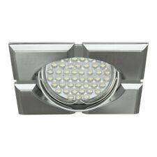Kanlux 08665 FIRLA Square Ceiling Spotlight Indoor Modern Downlight Chrome LED