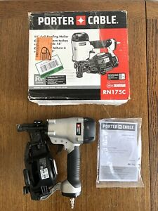 Porter-Cable - RN175C Pneumatic 15-Degree Coil Roofing Nailer