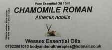 Chamomile Roman essential oil 10ml bottle