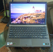 SONY VAIO Z VGN-Z36MD Duo core 2.66G 4Gb memory 180Gb SSD Hd 1600x900 win7
