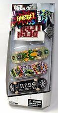 TECH DECK 96mm 3pk Fingerboards Mini SKATEBOARDS FINESSE!