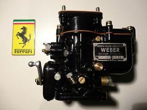 Ferrari 250 GT SWB - Carburetor Weber 40 DCL-6