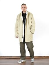 Vintage Baracuta Trench Coat Reversible Jacket Size L - XL