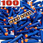 100-pcs Nerf Boss Nerf Elite N-Strike Gun Refill-pack-Foam-Darts-100 Bullets