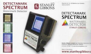Stanley Gibbons Spectrum - The Best Selling Watermark Detector - SAVE £10