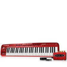 SEHR GUT: Behringer U-Control UMX610 61-Tasten USB/MIDI Controller Keyboard
