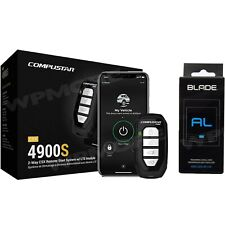 Compustar CSX4900-S 2Way LED 3000ft Remote Drone DR-X1 LTE Smartphone + BLADE AL