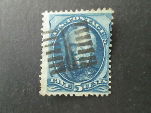 US stamp Taylor 5c nice fancy cancel USA
