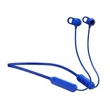 Skullcandy Wireless in Earphone with Mic Blue for valentine day thanks gift
