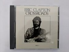 CROSSROADS Disc 1 by Eric Clapton CD Oct 1990 Polydor Polygram / Made in Canada