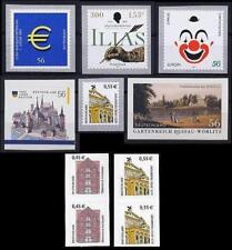sk2002] Deutschland 2002 selbstklebende Briefmarken postfrisch komplett