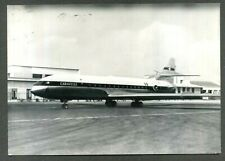 AEROPORTO DI MALPENSA - GALLARATE - CARAVELLE - Cartolina VG. 1958