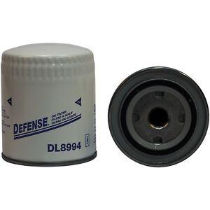 Oil Filter   Defense   DL8994