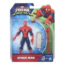 MARVEL Legends SPIDER MAN, SINISTRO 6 Classic 15cm Figura, menta