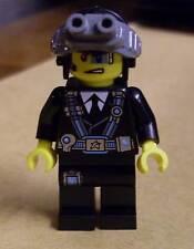 Lego Ultra Agents - Agent Curtis Bolt ( Agenten schwarz Fernglas Googles ) Neu