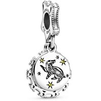 ⚡️NEW PANDORA Harry Potter, Hufflepuff Dangle Charm • S925 ALE • Gift Pouch ⚡️