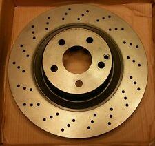Genuine Brembo CL55 CL600 S500 S55 S600 Brake Rotor 220421111 (cosmetic Damage