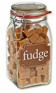 Kindly's Fudge im Bügelglas - Original Holländisches Karamell-Konfekt 850 g