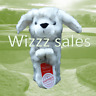 Rabbit by Daphne's Large Golf Club Driver 1 Wood Headcover For 460cc Head