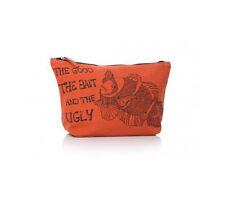 Casey Rogers de diseño extravagante para hombre lavado Bolsa-Naranja-El Bueno El Cebo Y