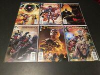 DC Comics Convergence 0-8 full run 2015