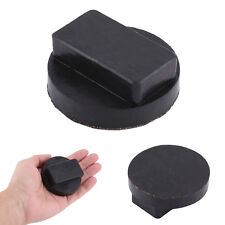 Black Car Rubber Jack Pads Tool Jacking Pad Adapter for BMW Mini R50/52/53/55 AF