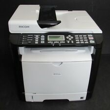 Ricoh SP 311SFNw All-In-One Laser Printer Page Count 13,924
