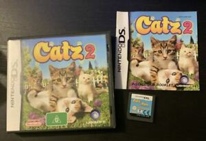 Catz 2 - Nintendo DS With Manual