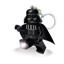 LEGO STAR WARS DARTH VADER LED KEYRING KEYLIGHT TORCH NEW FREE P+P