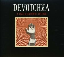 DeVotchka - Mad & Faithful Telling [New CD] Digipack Packaging