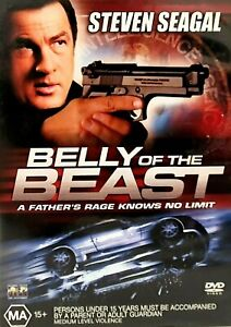 Belly Of The Beast (DVD, 2004) Steven Seagal Brand New & Sealed Region 4