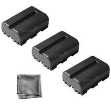 Unbranded Camera Batteries for Sony Alpha