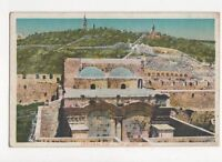 Jerusalem The Golden Gate Vintage Postcard 193a