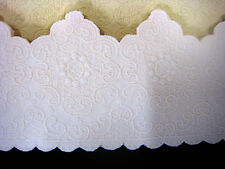 Lace Mold Mould  for sugarcake,sugar craft,Cupcake, Clay- lace border#1