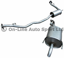 Honda Jazz 1.2i Hatch ('01-'08) Exhaust System Centre & Rear