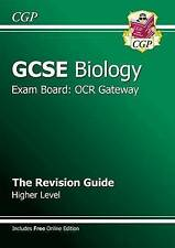 """""""AS NEW"""" GCSE Biology OCR Gateway Revision Guide (with online edition) (A-G cour"""