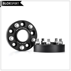 2x35mm Land Rover wheel spacers 5x120 72.5 for Discovery 3 4 5 Range Rover sport