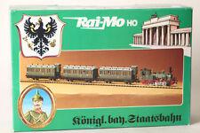 Rai-Mo H0 200 301 Bausatz Königli. Bay. Sts. teilgefertig in OVP (156248 33)