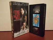 A Time To Kill - Sandra Bullock - Samuel L. Jackson - PAL VHS Video Tape (H63)