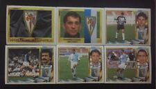 LOTE DE 22 CROMOS COMPOSTELA ESTE 95-96, SIN PEGAR, 2 COLOCAS Y 2 FICHAJES,LEER.