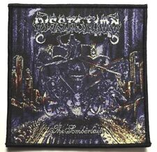 DISSECTION  WOVEN  PATCH
